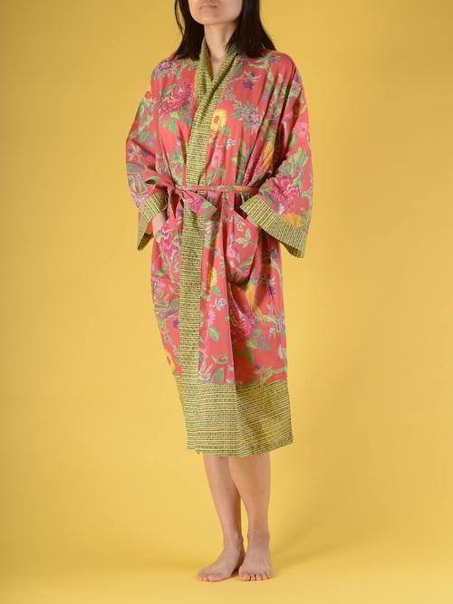 1000 id es propos de robe de chambre sur pinterest garde robe de chambre robe de chambre - Patron gratuit robe de chambre femme ...
