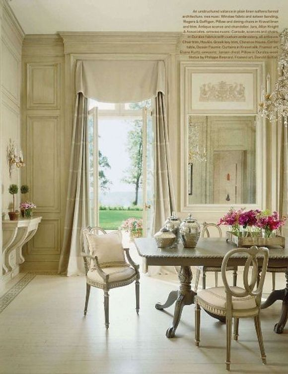 Interior Designer: Mary Douglas Drysdale