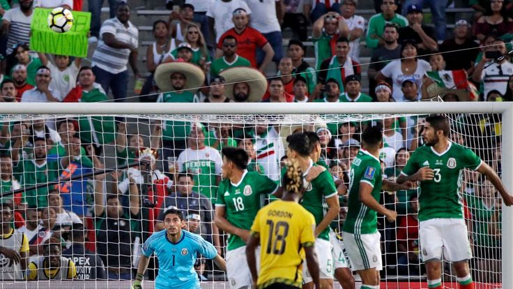 The Associated Press     Recap Lawrence scores in 88th minute to help team to semifinal win  The Associated Press Posted: Jul 23, 2017 11:21 PM ET Last Updated: Jul 23, 2017 11:39 PM ET      Kemar Lawrence scored on an exquisite 24-yard free kick in the 88th minute, and Jamaica... - #CBC, #Cup, #Final, #Gold, #Jamaica, #Mexico, #Secure, #Sports, #Spot, #Upsets, #World_News