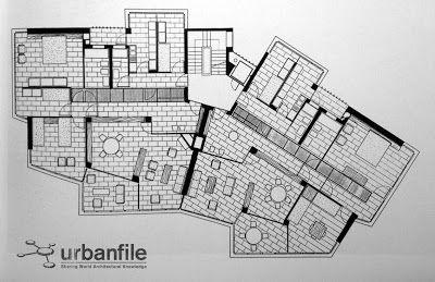 Urbanfile - Milano: Restauro Per un capolavoro di Mangiarotti, via Quadronno 24
