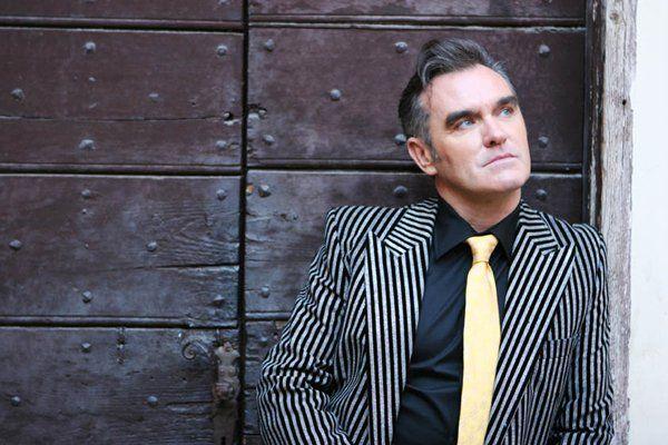 Morrissey Announces Additional 2016 World Tour Dates
