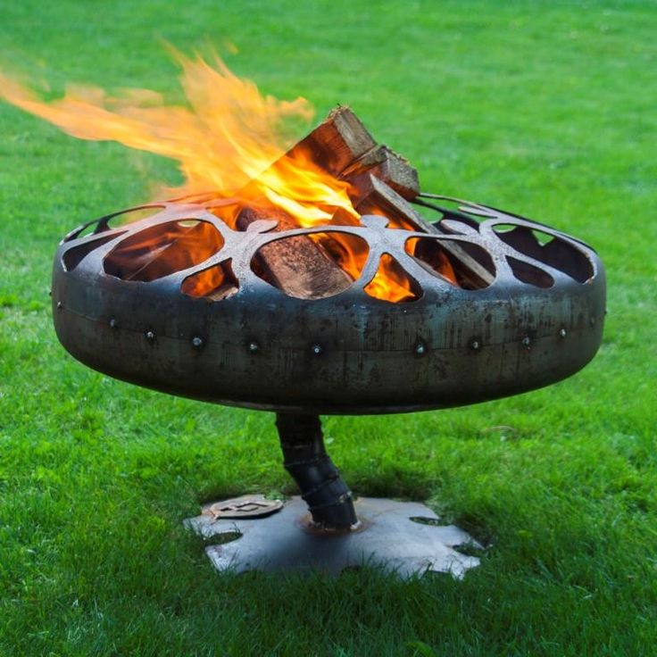 Fire pit 'Together'| For sale at Lebesque Design online shop