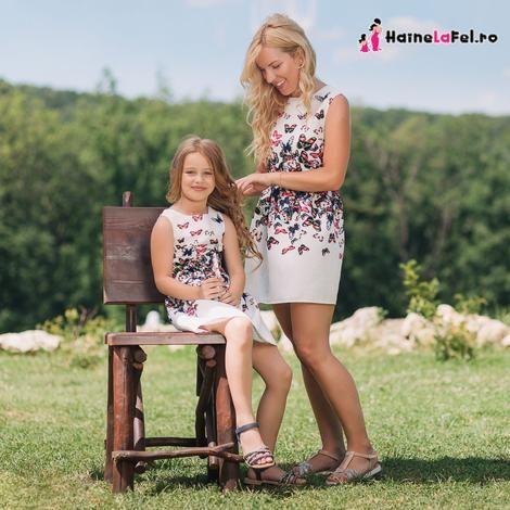 Set de rochii de ocazie mama-fiica
