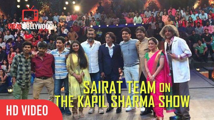 The Kapil Sharma Show | Sairat Special | Rinku, Akash, Tanaji, Arbaz And...