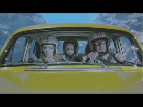 love the whimsy... which is what talking to your car is really all about.  Hyundai commercial by Wes Anderson
