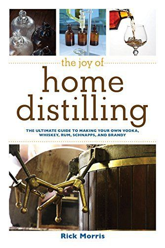 Make your own brew at home! The Joy of Home Distilling is a complete guide for beginner and intermediate distillers. Readers will learn about every facet of distilling, from yeast styles and nutritional requirements to the different methods of distillation and equipment, and post-distillation... more details available at https://www.kitchen-dining.com/blog/cookbooks-food-wine/beverages-wine/product-review-for-the-joy-of-home-distilling-the-ultimate-guide-to-making-your-own-vo