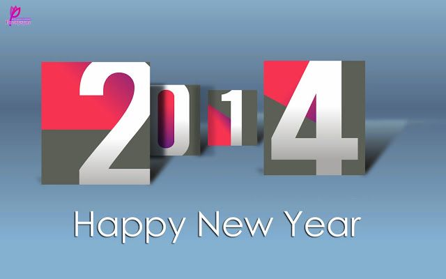 New Year 2014 Wishes Quote Resolution Pictures Card