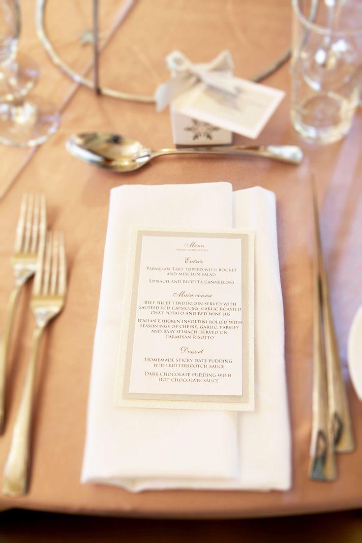 [ wedding photographer Sydney ] wedding   l  menu   l  Oatlands House Sydney