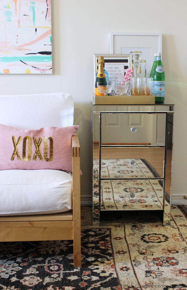the iluisionnighttable styled three ways http wwwleonsca: leons furniture bedroom sets http wwwleonsca