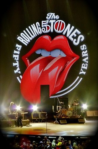 The Rolling Stones - Toronto Greatest Rock and Roll Band ever! HaHa ......In your dreams Lol