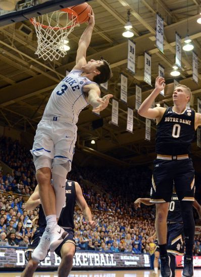 Duke vs. Notre Dame - 3/8/18 College Basketball Pick, Odds, and Prediction - Sports Chat Place #FreePick #FreePicks #SportsBetting #CBB #CollegeBasketball #Vegas #MarchMadness