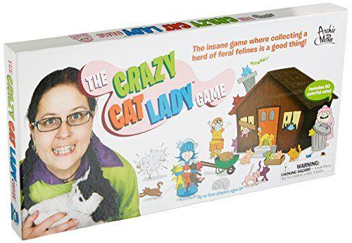 Crazy Cat Lady Game -