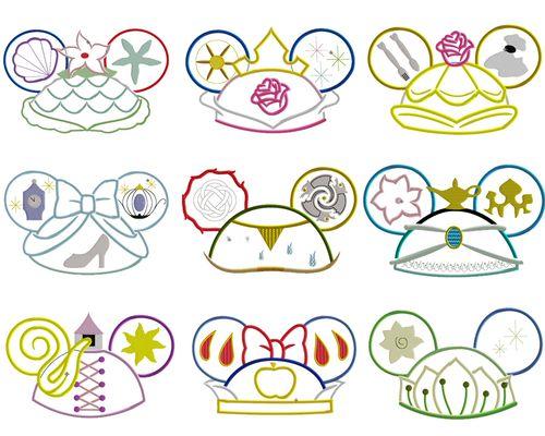 124 best Disney Monogram images on Pinterest   Disney ...