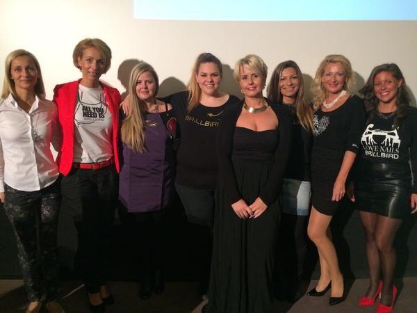 Óriási sikerrel mutatkoztak be Október 11-én a Szalon Nails Premieren a BrillBird Ősz/Tél újdonságai.