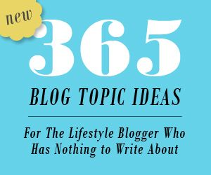 The Ultimate Cheat Sheet! Post Titles for Fashion Bloggers