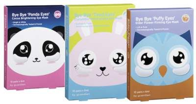 Guardian eye masks