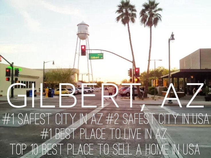 Where we are moving to in a few months...Gilbert, AZ!