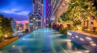 #Отели и #Курорты: #Роскошный #гранд-#отель #Eastin #Sathorn (#Бангкок, #Таиланд)