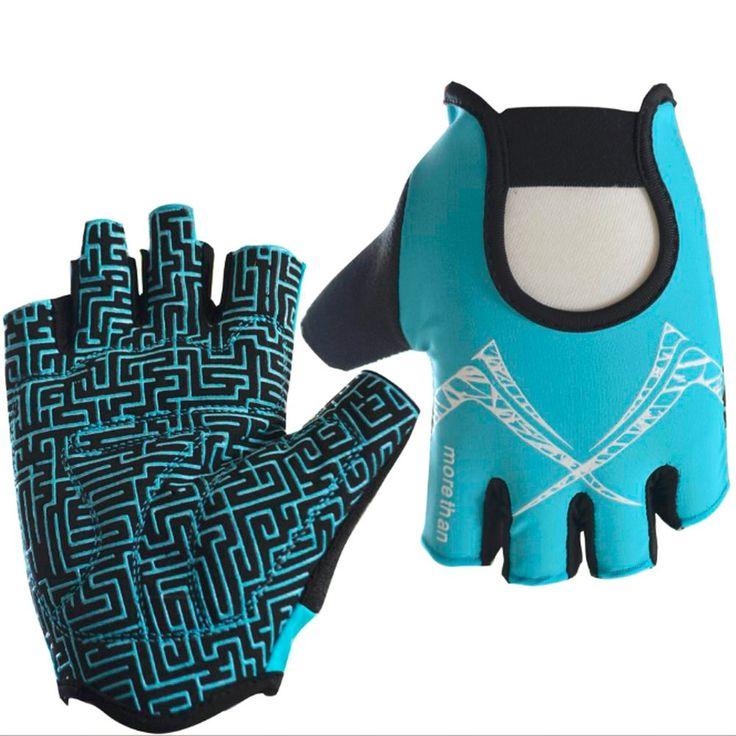 Women Pink Fitness Gloves Half Finger Sport Gym Gloves Power Training Weight Lifting Gloves Dumbbell Crossfit Barbell Gloves