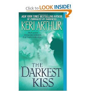 The Darkest Kiss (Riley Jensen, Guardian, Book 6) by Keri Arthur. $7.99. Publisher: Dell (April 29, 2008). Author: Keri Arthur