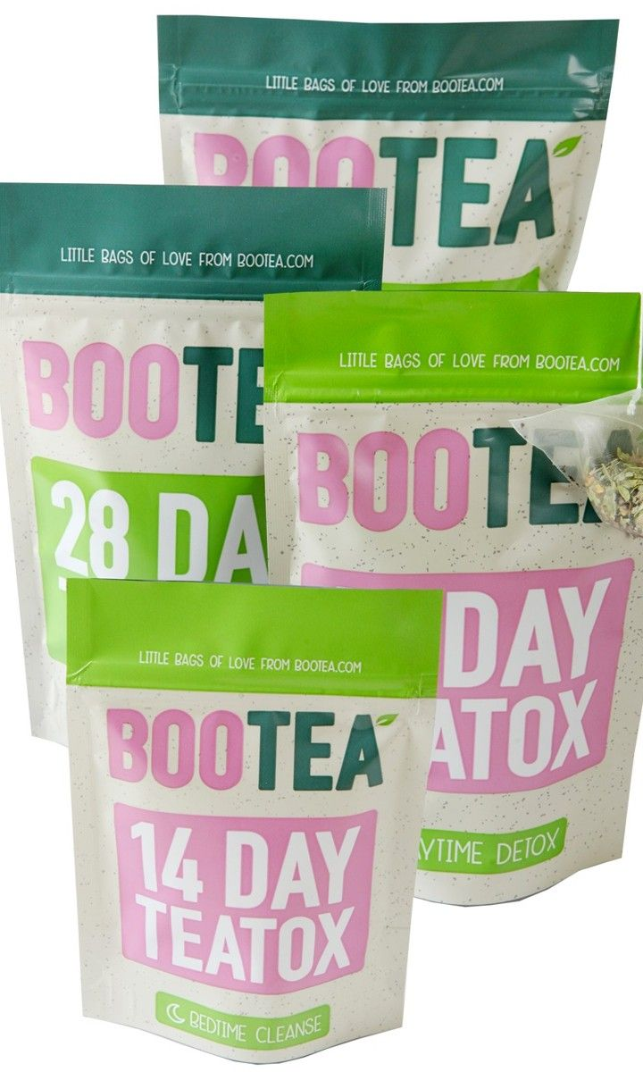 14 or 28 day teatox