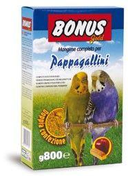 MANGIME PAPPAGALLINI SD 6 BONUS GOLD GR. 800 http://www.decariashop.it/mangimi-per-uccelli/9523-mangime-pappagallini-sd-6-bonus-gold-gr-800.html