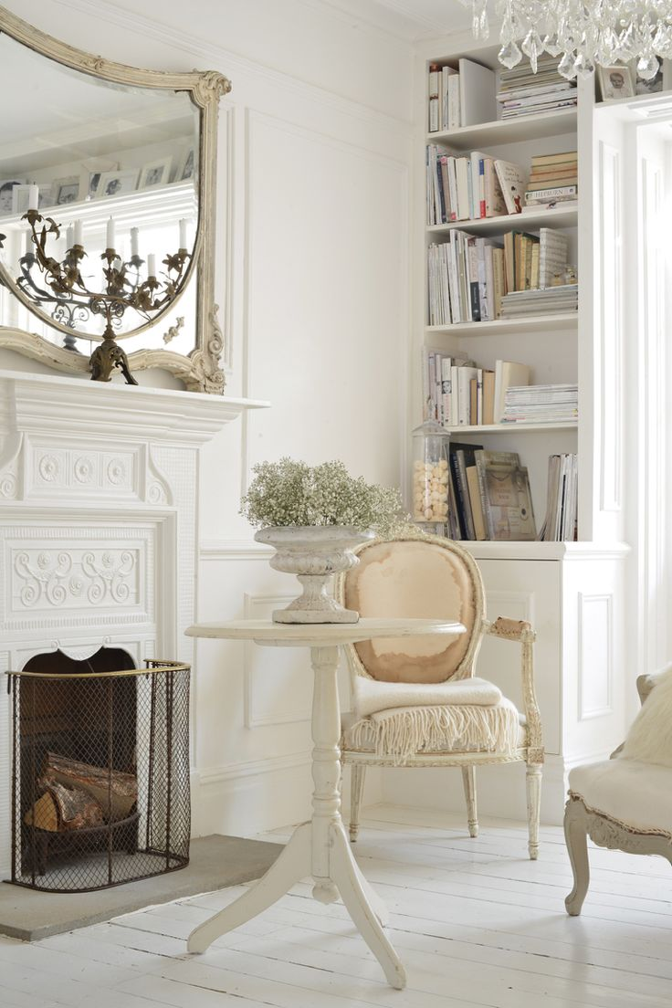 Decorating with books 08 96 best shabby