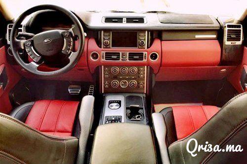 2011, Land Rover, Voiture, Range Rover, Casablanca