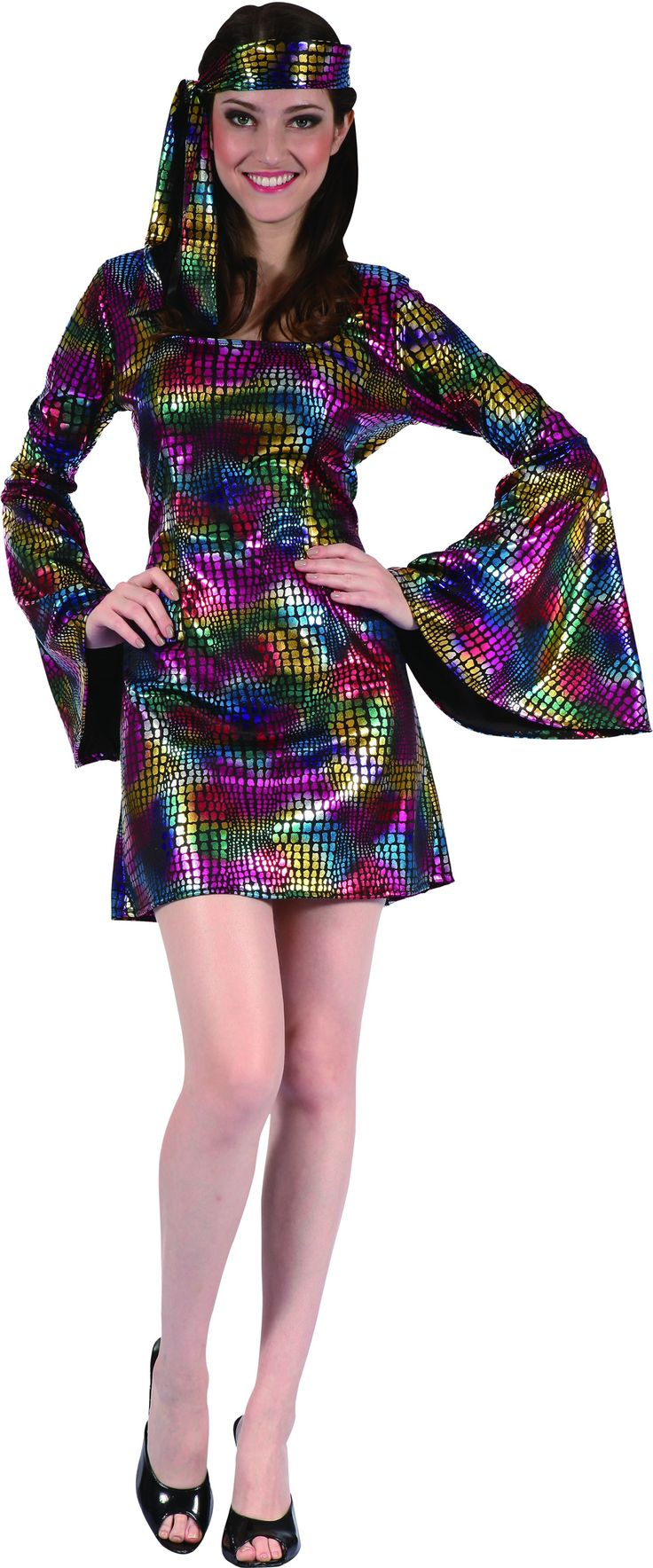 38 best d guisements disco pour femme images on pinterest for women fancy dress and halloween - Look disco femme ...