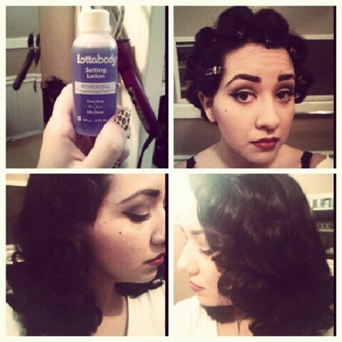 18 best images about hair on pinterest retro hair red