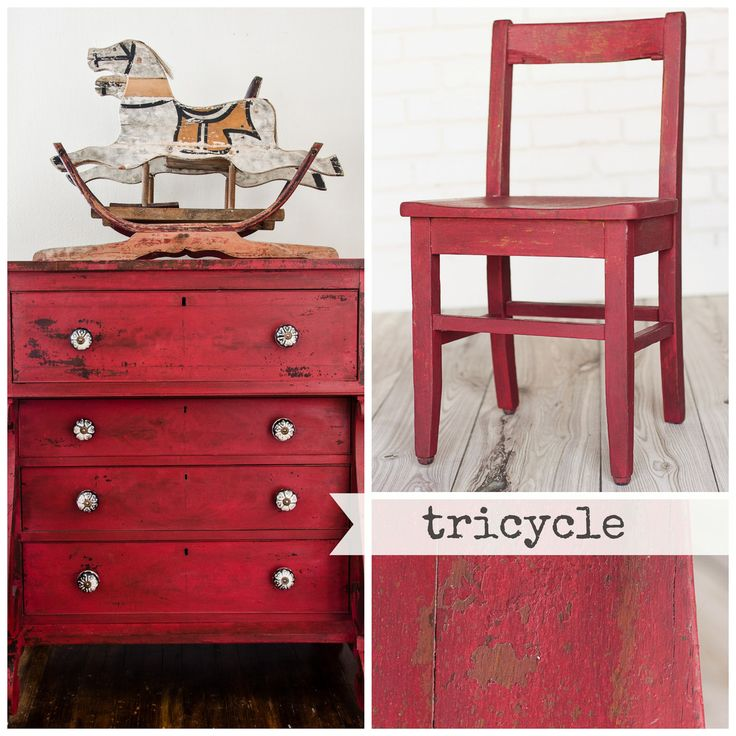Milk Paint   Tricycle. http://www.nora-gray.com/collections/paint/products/milk-paint-tricycle