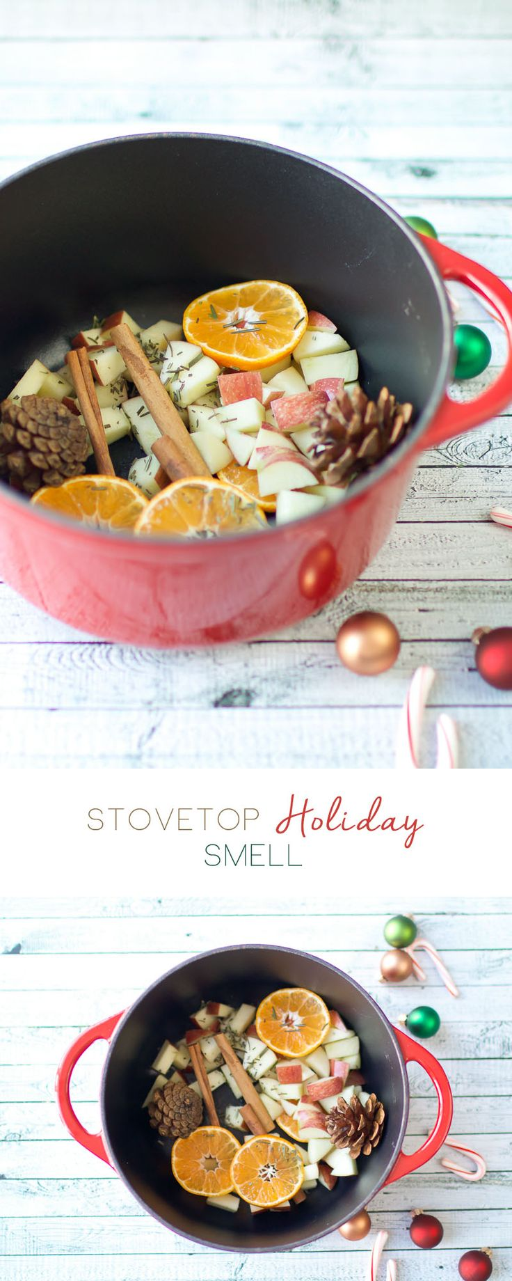 Stove Top Holiday Smell