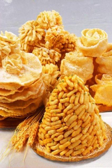 Чак-чак — восточная сладость, представляющая собой изделия из теста с мёдом…