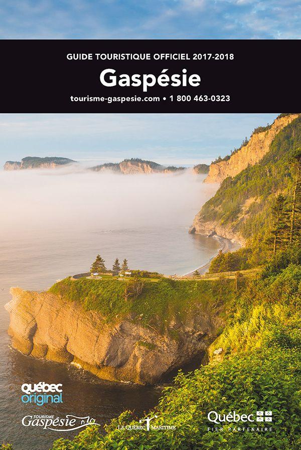 Guide touristique officiel de la Gaspésie 2017-2018