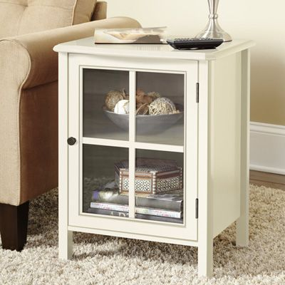 Best Cheap End Table Nightstand From Meijer Furniture 400 x 300