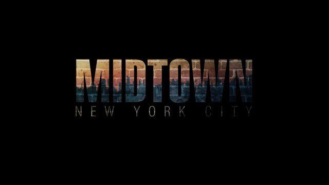 USA - Midtown, New York City