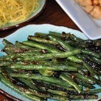 Szechuan Long Beans Recipe | ButteryBooks.com