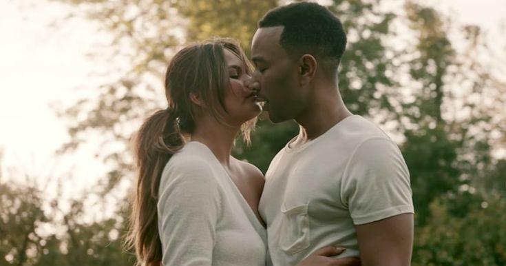 Watch John Legend's Romantic 'Love Me Now' Video #headphones #music #headphones