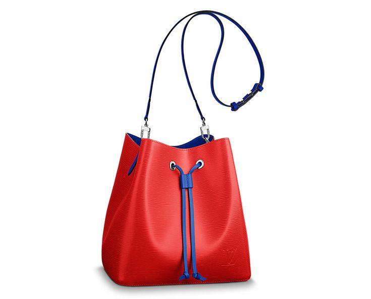 Louis Vuitton's Neonoe Bag Receives a Touch of Color