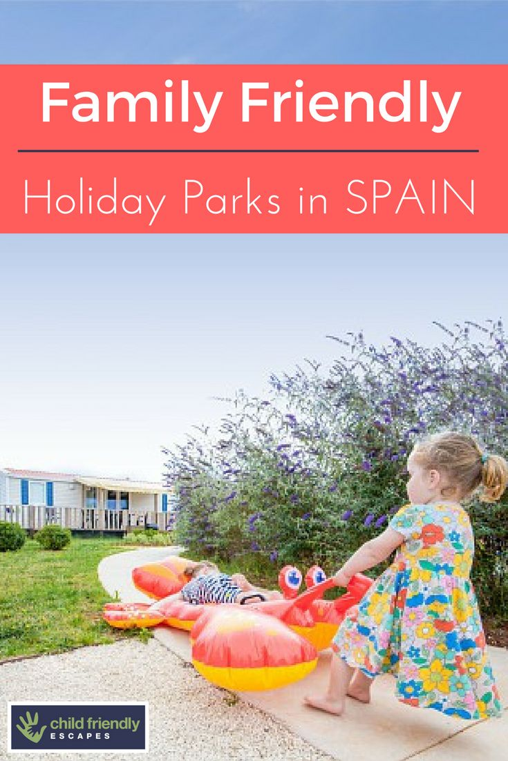 Spain is a great choice for a family holiday. The climate is great, it isnt too far to travel with a young family and there is plenty to keep all ages entertained. We have two holiday parks ideal for families with infants and/or teenagers. Click through for more.