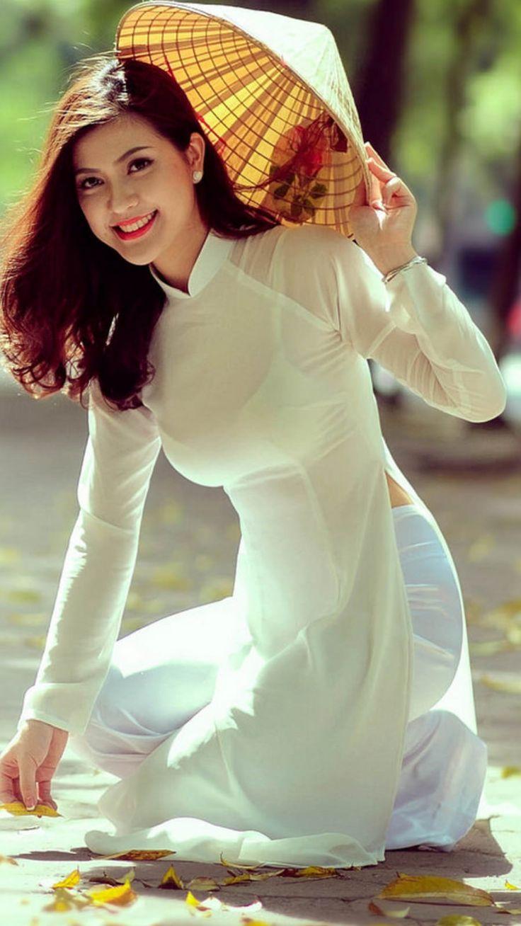 Xinh xinh | hot ao dai Viet | Flickr
