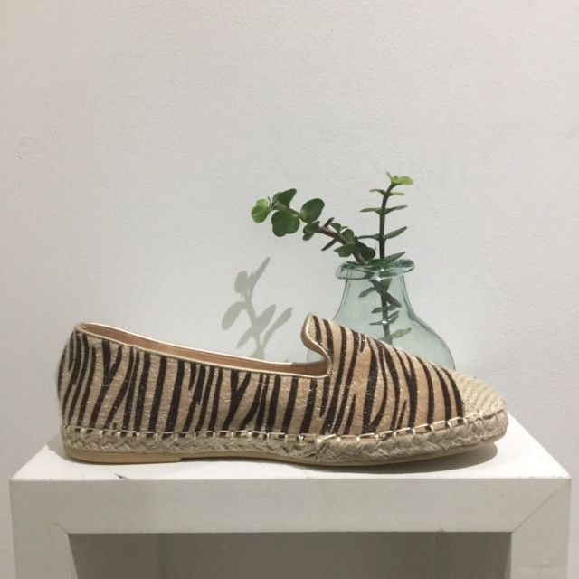 Noosa Living - Pony Hair Espadrille