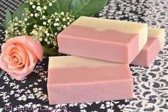 Natural handmade soaps Roses