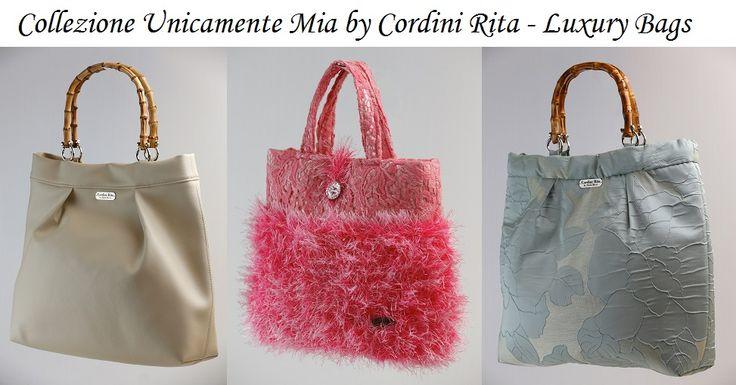 Borse di lusso Cordini Rita by Ilaria Ricci - Haute à Porter
