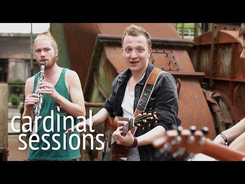 Joris - Herz über Kopf - CARDINAL SESSIONS (Traumzeit Festival Special) - YouTube
