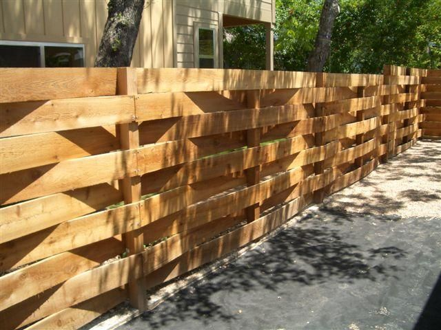Oh The Basket Weave Fence Love Style And Simplicity Clic I