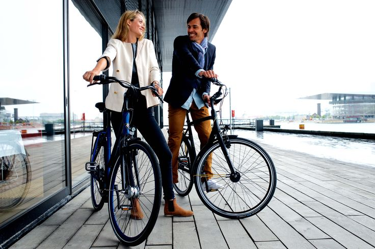 #Copenhagen #weather was not perfect, but this #bicycle #capital is always great....