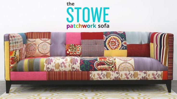 1000 ideas about Patchwork Sofa on Pinterest Patchwork  : 996634fd15d8064480c6b823a1151cd3 from www.pinterest.com size 736 x 414 jpeg 53kB