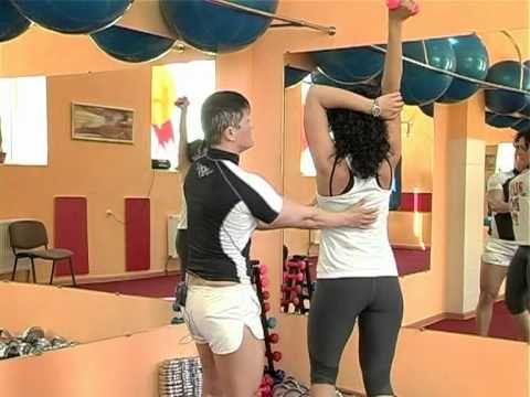 тренировка рук-трицепс
