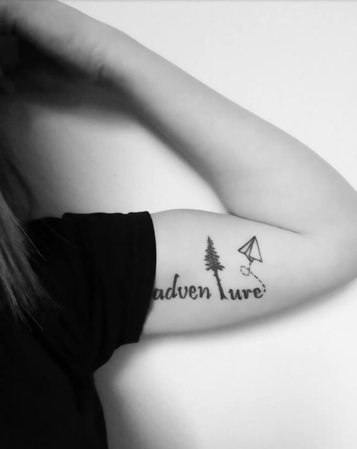 46 Wanderlust Tattoos For Anyone Obsessed With Travel - Hostelworld